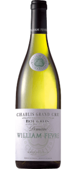 CHABLIS GRAND CRU BOUGROS COTE BOUGUEROTS 2013 - DOMAINE WILLIAM FEVRE