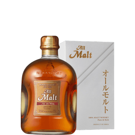 NIKKA ALL MALT - EN ETUI