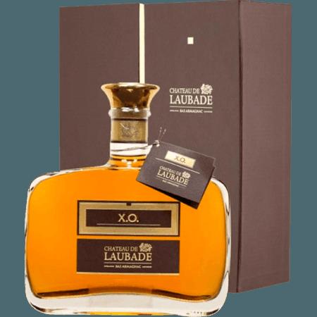 X.O. DIAMANT EN ETUI - CHATEAU DE LAUBADE - EN COFFRET