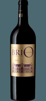 BRIO DE CANTENAC-BROWN 2012 - SECOND VIN DU CHATEAU CANTENAC-BROWN