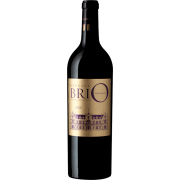 BRIO DE CANTENAC-BROWN 2012 - SECOND VIN DU CHATEAU CANTENAC-BROWN