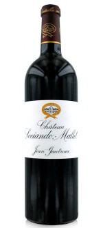 CHATEAU SOCIANDO-MALLET 2011 (France - Vin Bordeaux - Haut-Médoc AOC - Vin Rouge - 0,75 L)