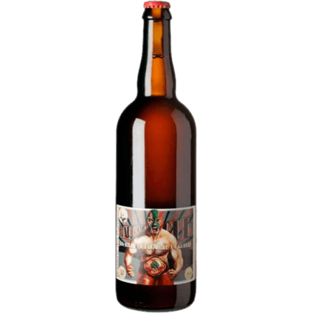 FRAPPADINGUE - IPA - BRASSERIE DES GARRIGUES