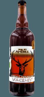 VOLCELEST AMBREE - BRASSERIE DE LA VALLEE DE CHEVREUSE