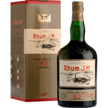RHUM VIEUX JM XO - EN ETUI