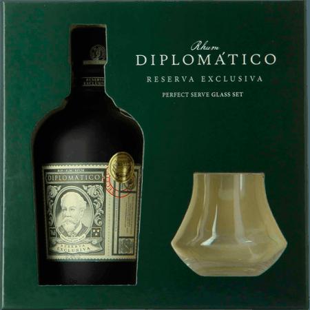 DIPLOMATICO - COFFRET 2 VERRES