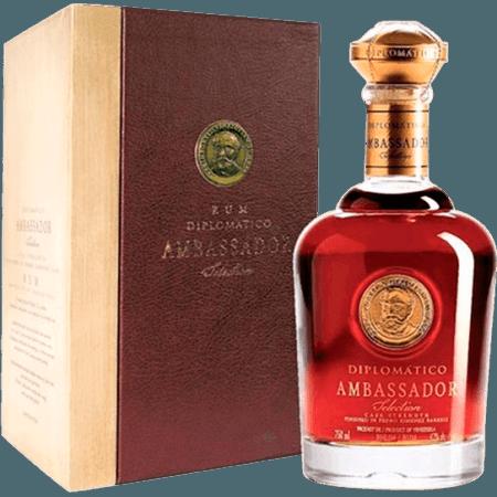 DIPLOMATICO AMBASSADOR - EN COFFRET