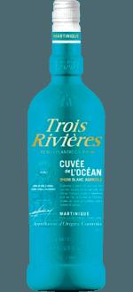 TROIS RIVIERES - RHUM BLANC AGRICOLE - CUVEE DE L'OCEAN