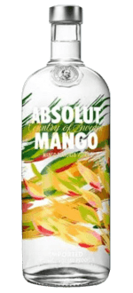 ABSOLUT MANGO - VODKA AROMATISEE A LA MANGUE - ABSOLUT VODKA