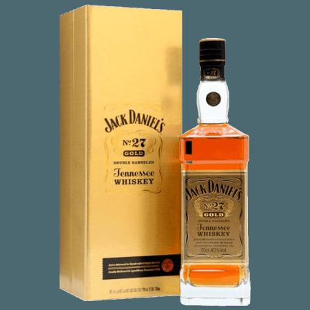 JACK DANIEL'S GOLD N°27 - EN ETUI