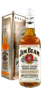JIM BEAM WHITE - BOURBON