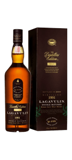 LAGAVULIN DISTILLERS EDITION - AVEC ETUI