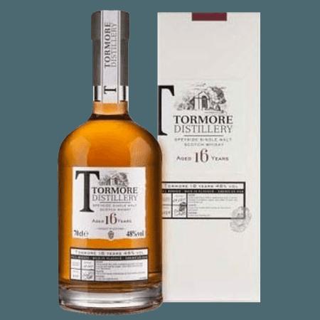 TORMORE 16 ANS - EN ETUI