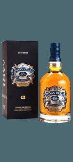 CHIVAS REGAL 18 ANS - EN COFFRET