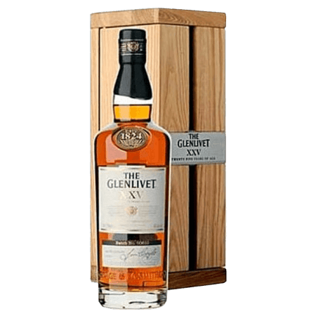 THE GLENLIVET 25 ANS - EN COFFRET