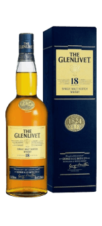 THE GLENLIVET 18 ANS - EN ETUI