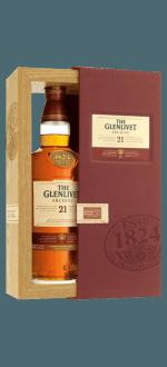 THE GLENLIVET ARCHIVE 21 ANS - EN COFFRET