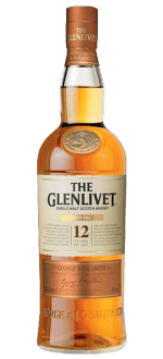 THE GLENLIVET FIRST FILL 12 ANS - EN ETUI