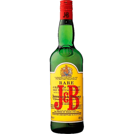 JB RARE - BLENDED SCOTCH WHISKY