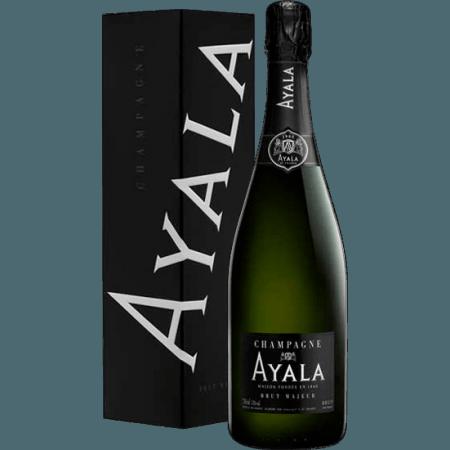 Brut majeur champagne ayala au meilleur prix for Champagne delamotte brut prix