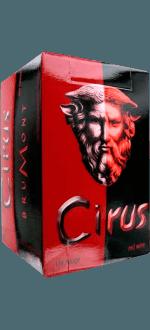 CUBI CIRUS ROUGE - ALAIN BRUMONT