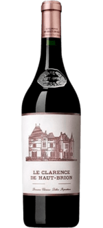 LE CLARENCE DE HAUT BRION 2010 - SECOND VIN DU CHATEAU HAUT BRION