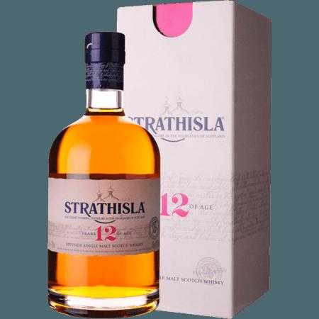 STRATHISLA 12 ANS - EN ETUI