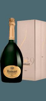 CHAMPAGNE RUINART - BRUT - COFFRET LUXE