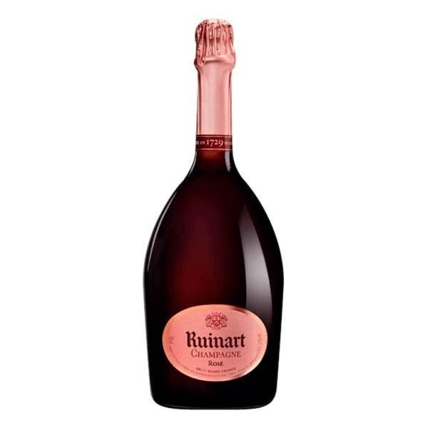 champagne ruinart rose brut