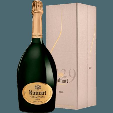 champagne ruinart gamme