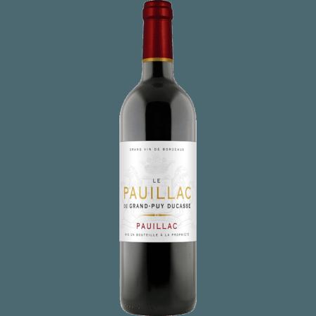 LE PAUILLAC DE GRAND-PUY DUCASSE 2012