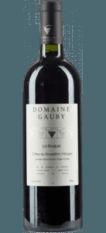 LA ROQUE 2012 - DOMAINE GAUBY