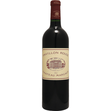PAVILLON ROUGE 2010 - SECOND VIN DU CHATEAU MARGAUX
