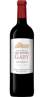 LES ROCHES GABY 2012 - SECOND VIN DU CHATEAU GABY