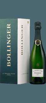CHAMPAGNE BOLLINGER - LA GRANDE ANNEE 2005 - EN ETUI