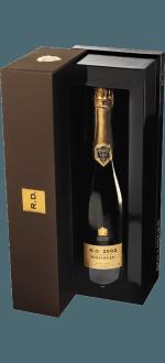 CHAMPAGNE BOLLINGER - CUVEE R.D. 2002 - EN COFFRET