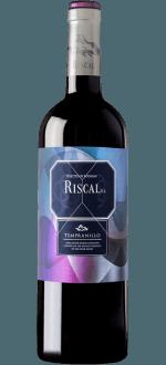 RISCAL 1860 - TEMPRANILLO 2014