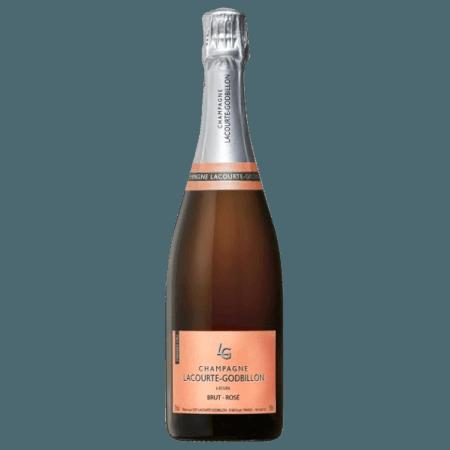 CHAMPAGNE LACOURTE GODBILLON - BRUT 1ER CRU ROSE