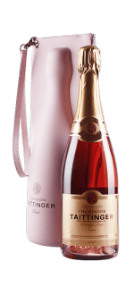 CHAMPAGNE TAITTINGER BRUT PRESTIGE ROSE - EN COOL BAG