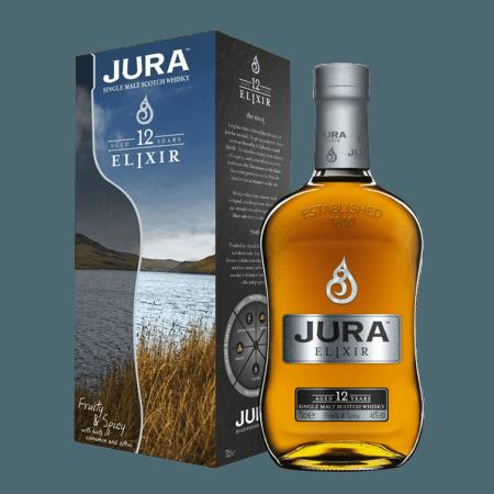 JURA 12 ANS ELIXIR - EN ETUI