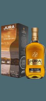 JURA 16 ANS DIURACH'S OWN - EN ETUI