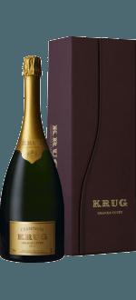CHAMPAGNE KRUG - MAGNUM GRANDE CUVÉE EDITION 164 - COFFRET LUXE