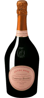 CHAMPAGNE LAURENT-PERRIER - BRUT ROSE - MAGNUM