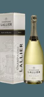 BLANC DE BLANCS GRAND CRU - MAGNUM - CHAMPAGNE LALLIER - EN ETUI