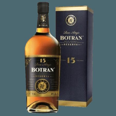BOTRAN 15 ANS