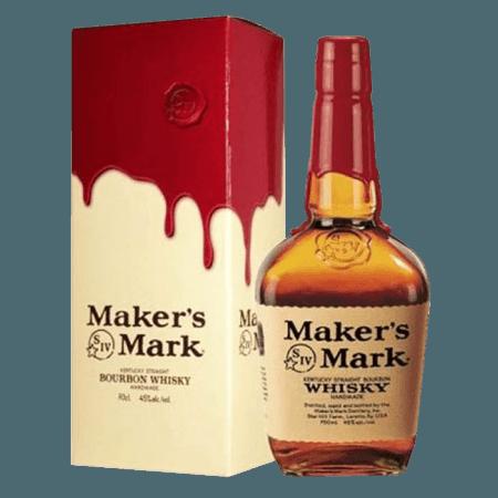 BOURBON MAKER'S MARK - EN ÉTUI