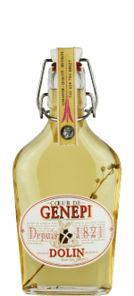 FLASQUE DE GENEPI - DOLIN 1821