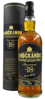 KNOCKANDO SLOW MATURED 18 ANS - EN ETUI