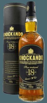 KNOCKANDO SLOW MATURED 18 ANS - EN ETUI