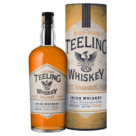 TEELING WHISKEY SINGLE GRAIN - EN ETUI